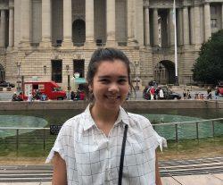 Allison Arbuthnot, Chinese '13